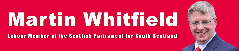 Martin Whitfield MSP Logo